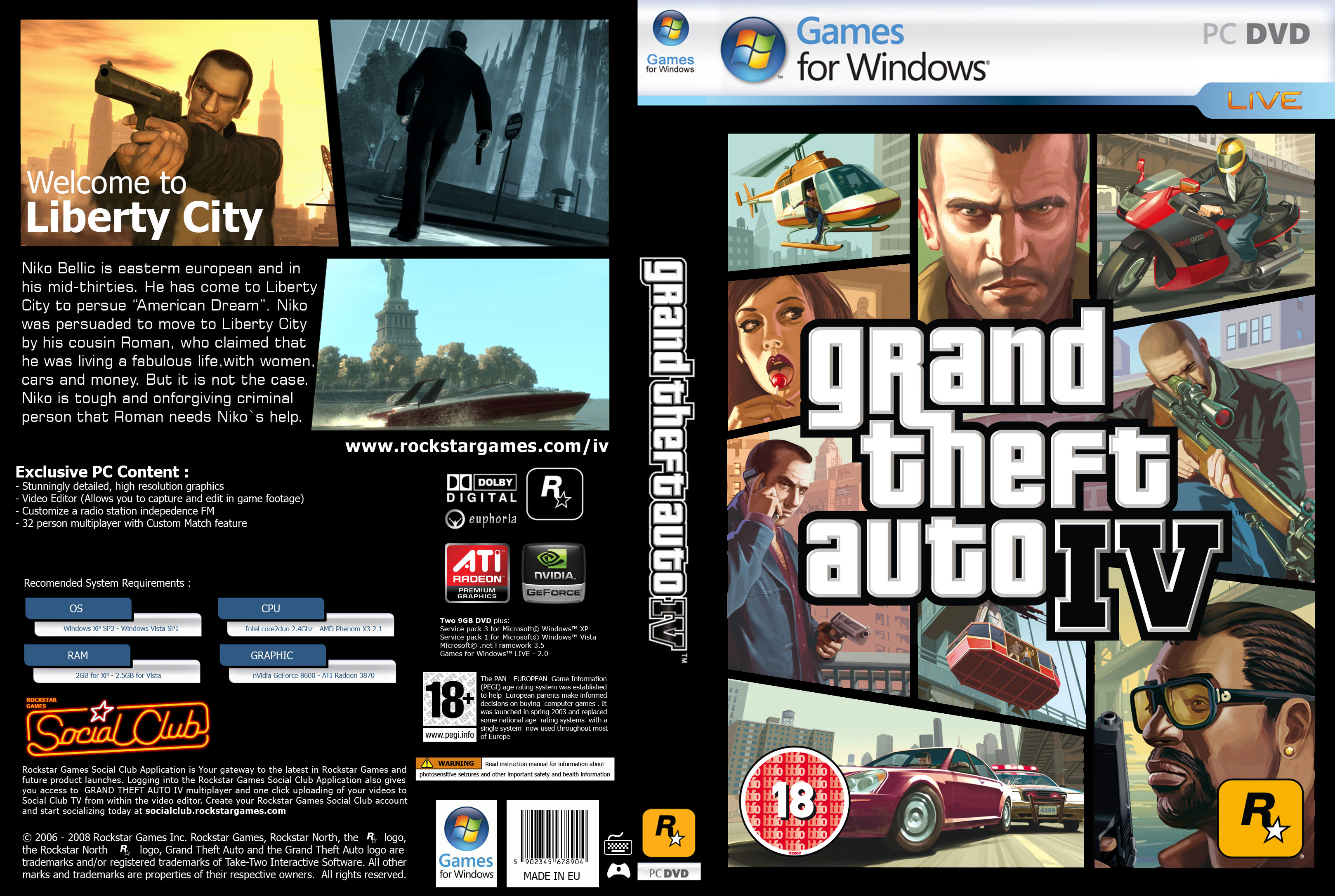 Grand theft auto 4 full game download for pc